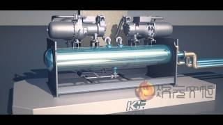 Video (informational): industrial chiller system
