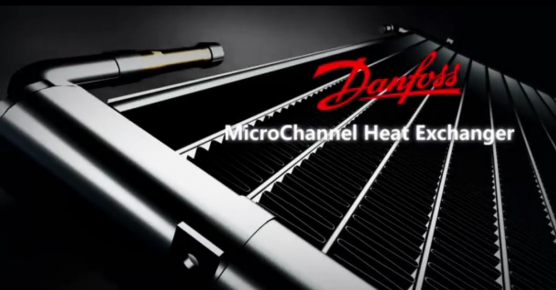 Micro channel heat exchangers danfoss