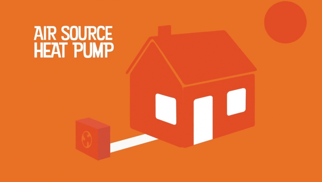 Getting the best out of air source heat pumps