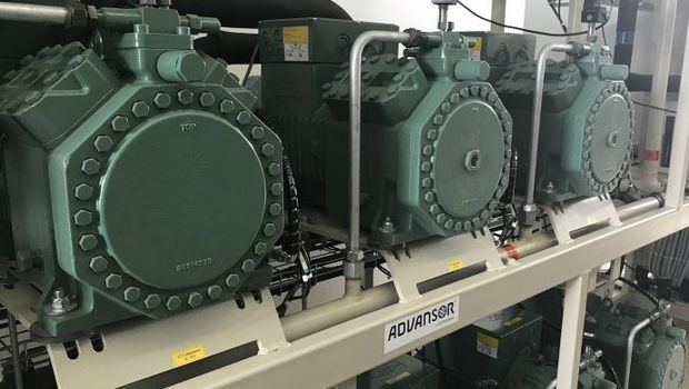 Advansor's first Australian CO2 transcritical system up and running