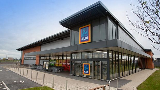 Aldi to convert all UK stores to CO2