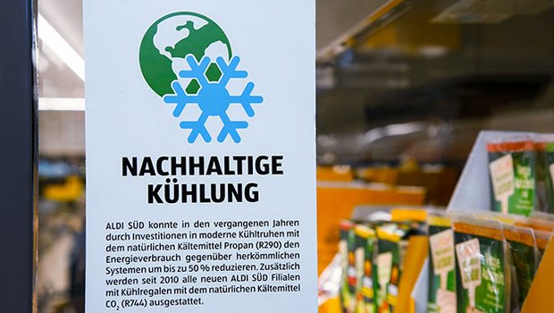 Aldi Süd reaches 1,000th CO2 milestone
