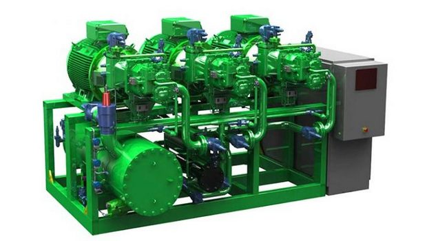 Bitzer ammonia packs reach UK