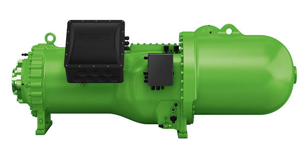 Bitzer debuts new compact screw in China