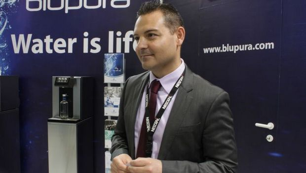Vending Paris: Blupura growing fast – with hydrocarbons