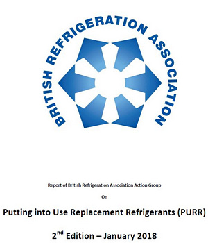 BRA updates its replacement refrigerant report