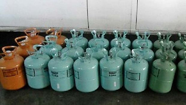 Bulgarian customs seize over a tonne of illegal HFCs