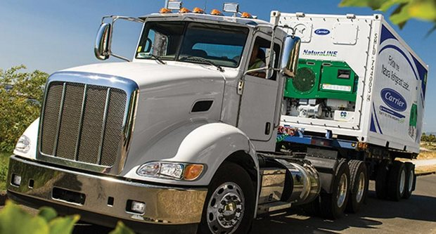 Carrier Transicold committed to CO2
