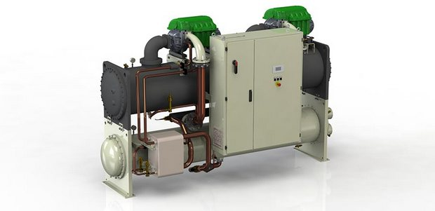 Daikin offers larger oil-free chillers