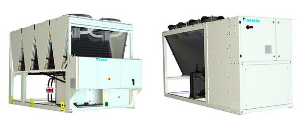 Daikin first with R32 chiller