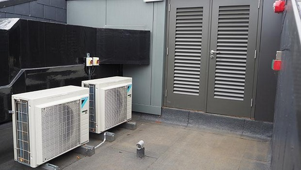 Daikin R32 keeps the servers cool
