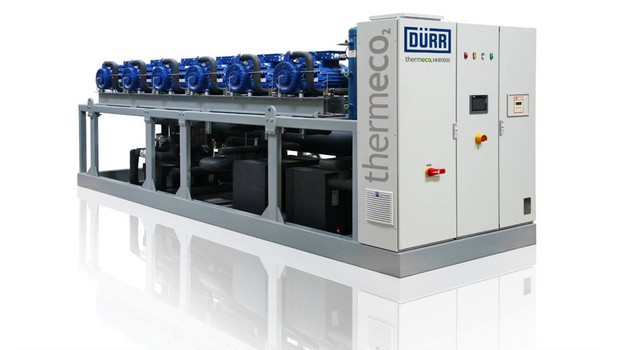 Dürr thermea sees growing market for industrial CO2 in Asia