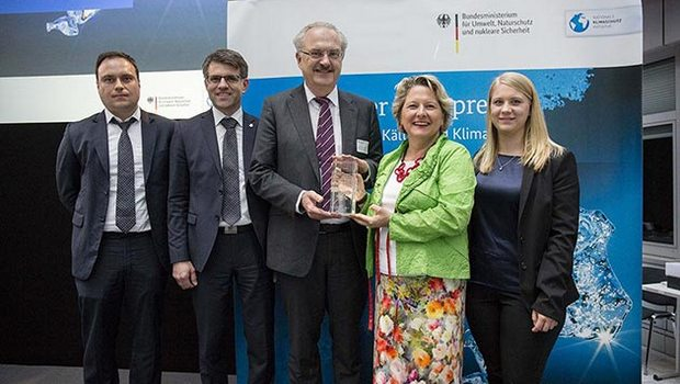 Epta a refrigeration winner in Germany