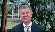 Erik Solheim Statement on Paris Agreement entry into force