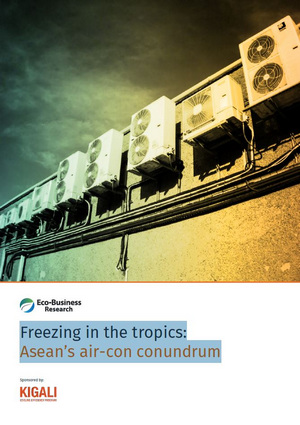 Freezing in the tropics: Asean's air-con conundrum