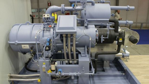 GEA introduces ammonia chiller and compressor