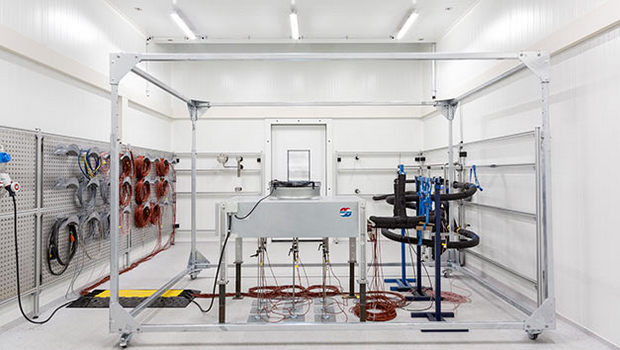 Güntner opens CO2/NH3 test lab