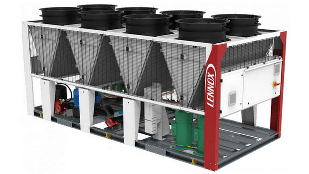 Lennox to launch R32 chiller