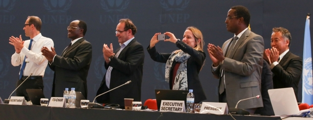 Montreal Protocol marks a milestone with first ratification of Kigali Amendment