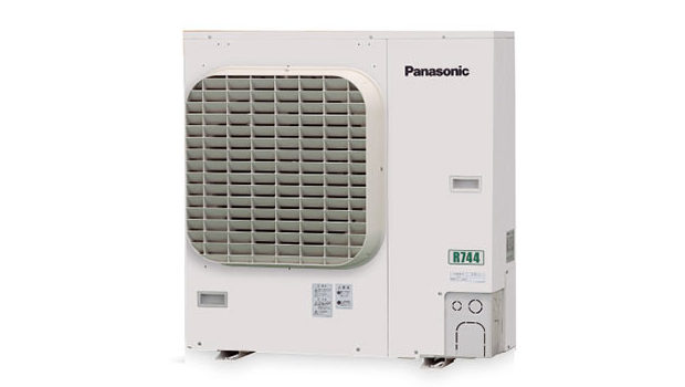 Panasonic CO2 CU launches in UK