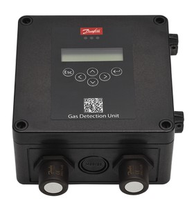 Plug & Play gas detection for industrial refrigeration – simplify and improve the way you work