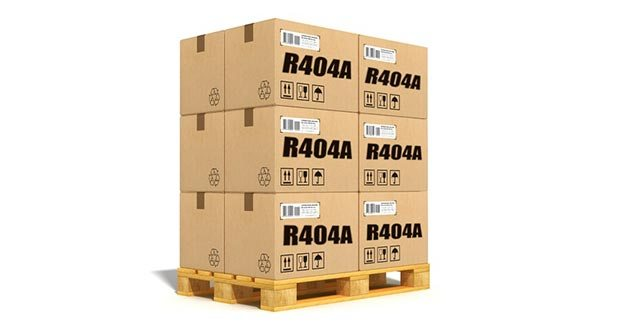 R404A units still sell despite warnings
