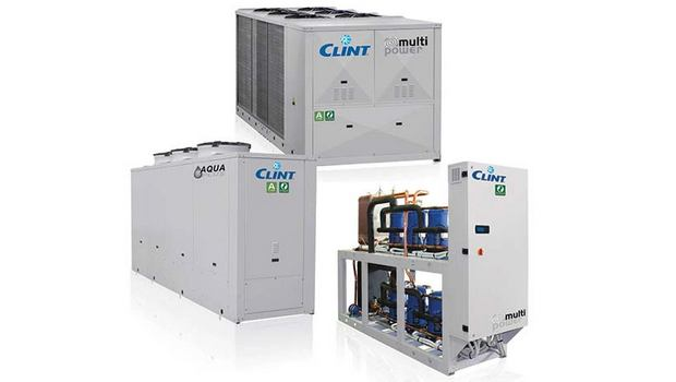 R452B offered on Clint chillers