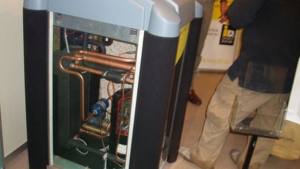 Study finds R717 and R600 more efficient in geothermal heat pumps