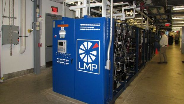 Systemes LMP installing CO2 systems in industrial plants