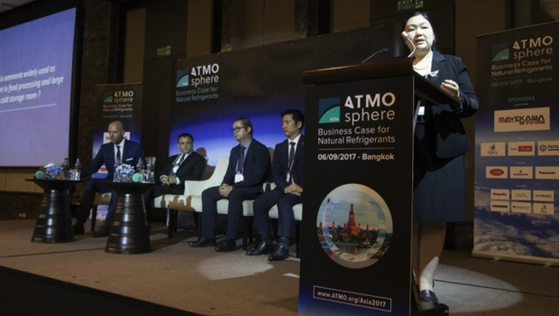 Thailand sees strong interest in advanced ammonia systems