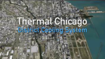 Thermal chicago district cooling system--biggest in north america