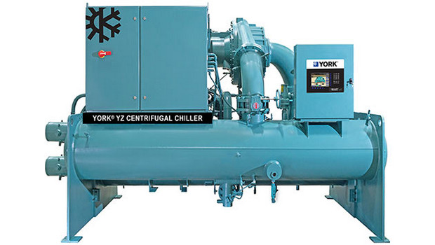 York 1233zd chiller is a top AHR product